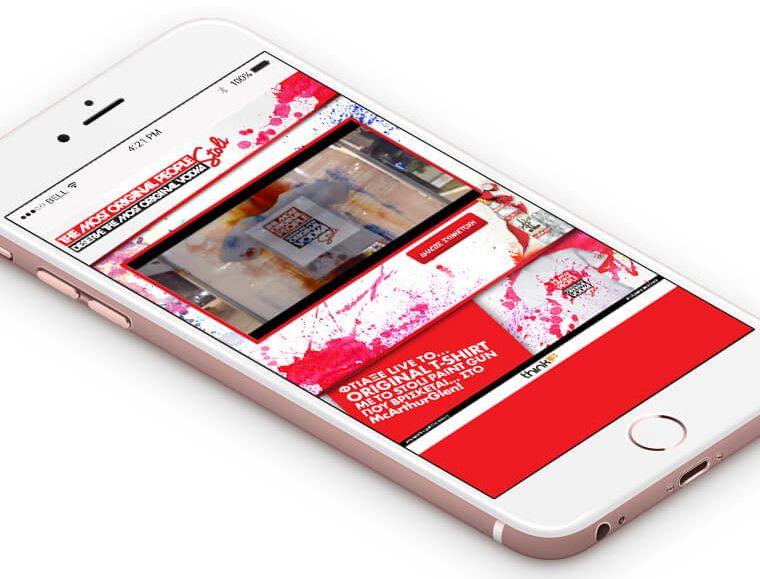 Stolichnaya app