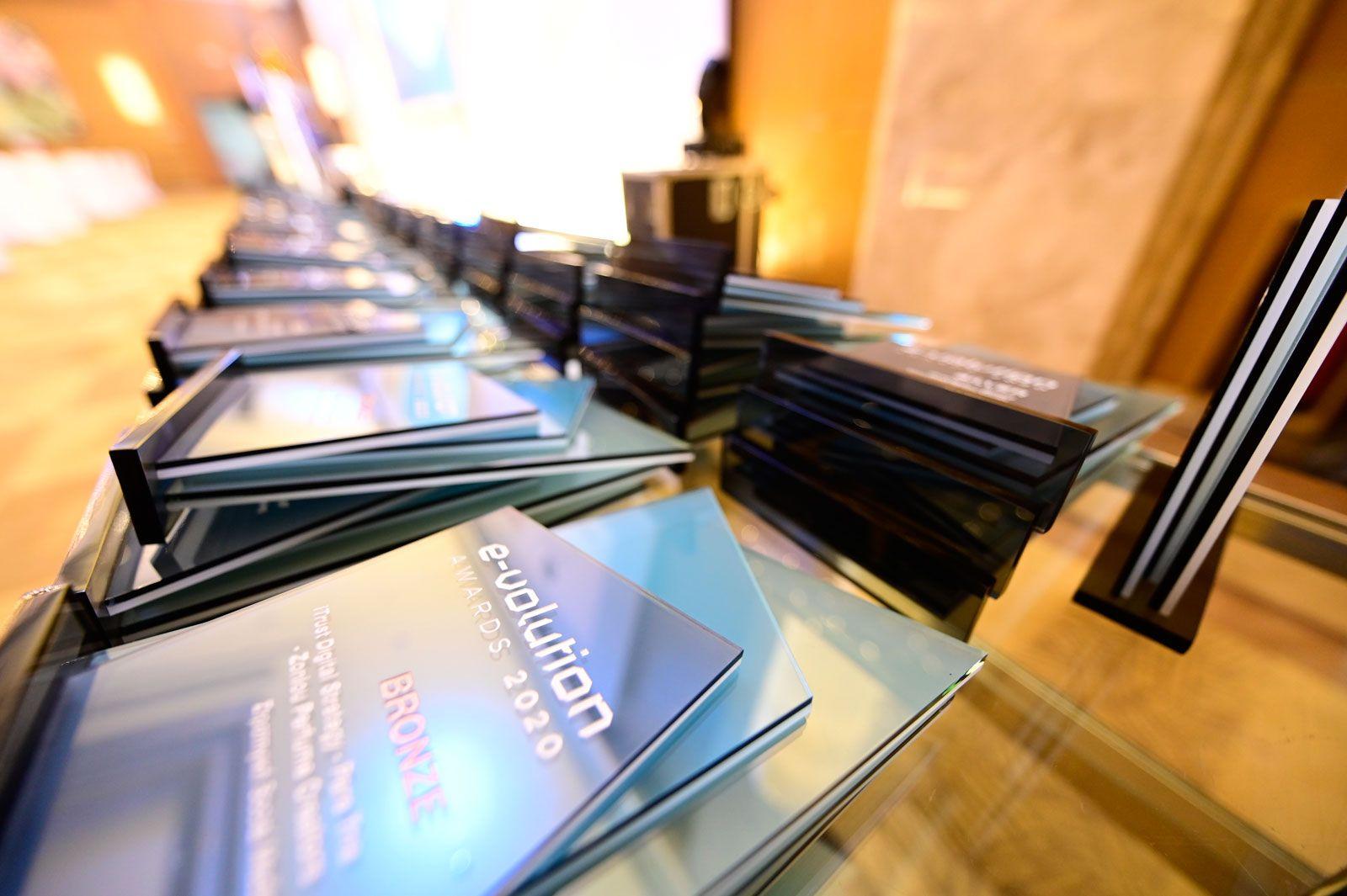 Τριπλή διάκριση για τη Think Plus σταe-volution awards 2020!