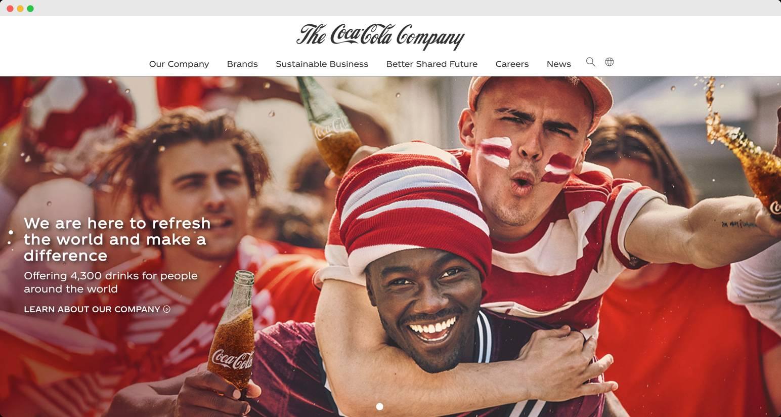 xromata brand coca cola