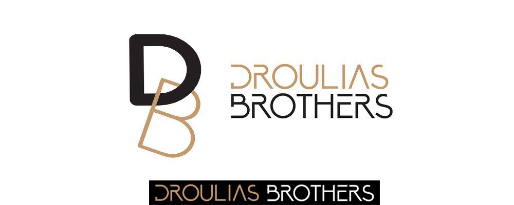 δημιουργία λογοτύπου droulias