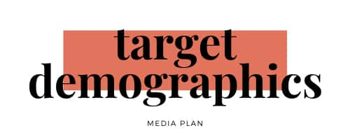 media-plan-target-demographics