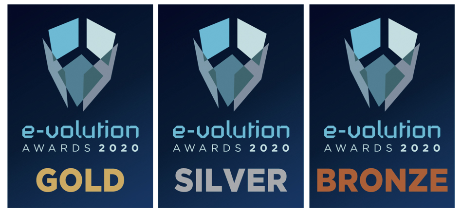 evolution-awards-gold-silver-bronze
