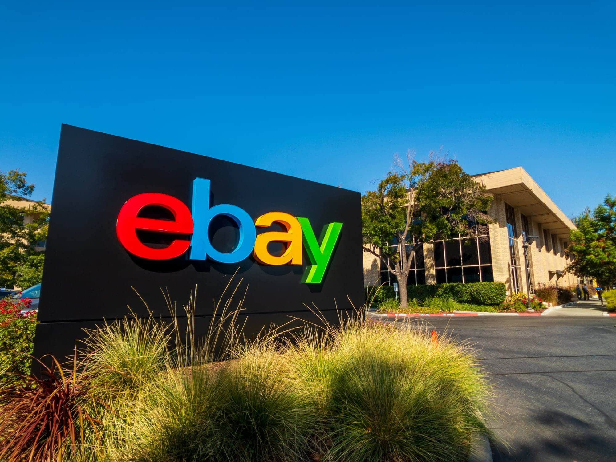 Popular Ecommerce Websites - eBay