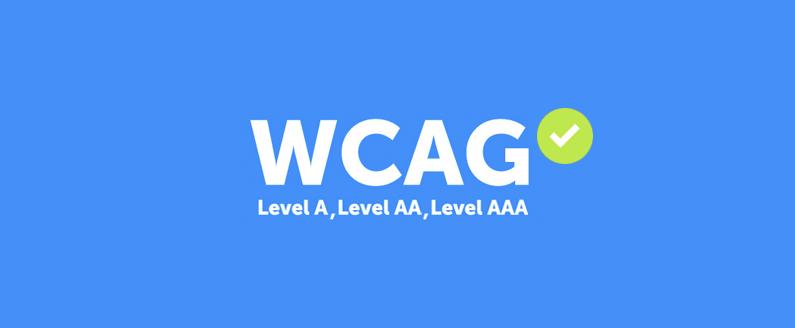 wcag levels