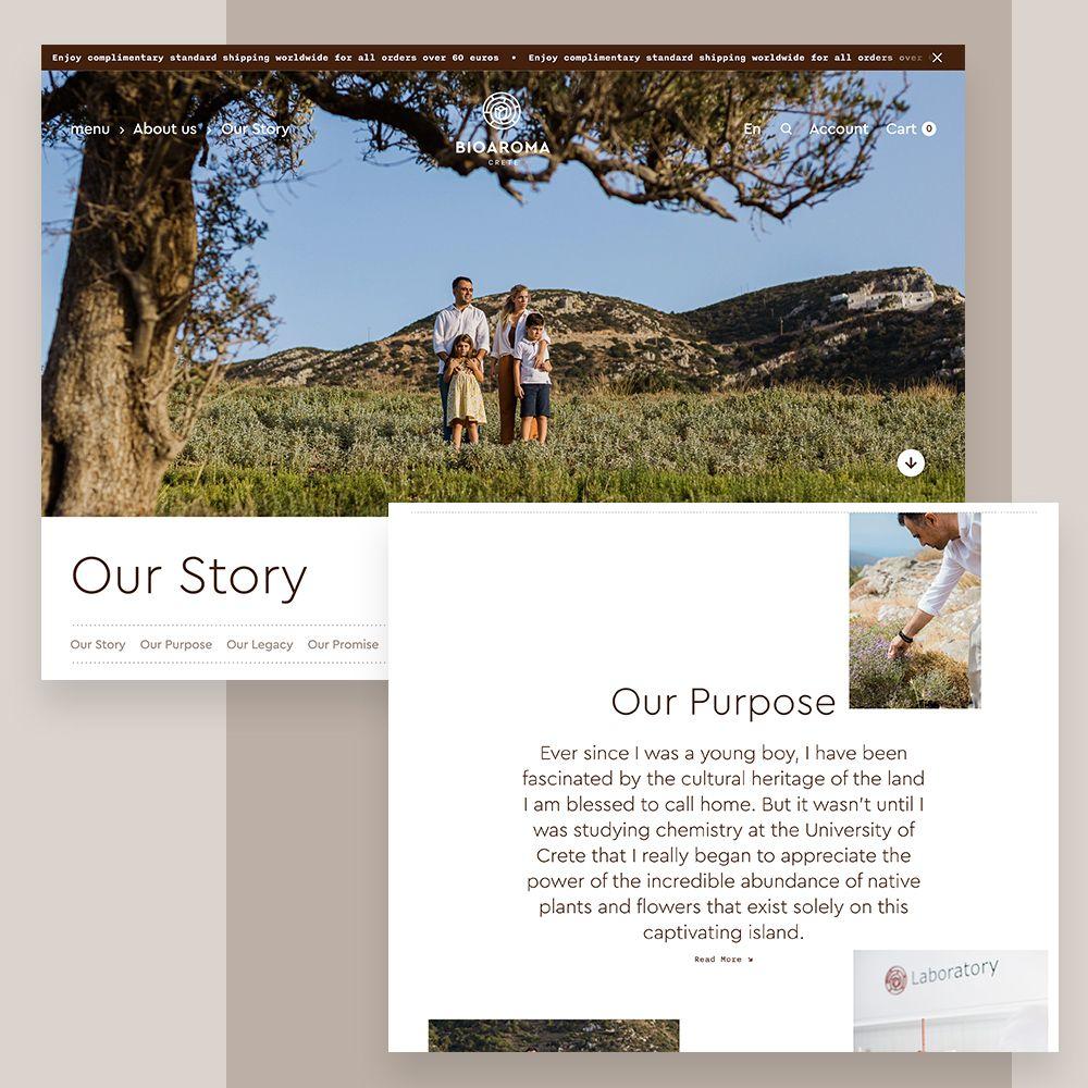 Our Story – bioaromacrete