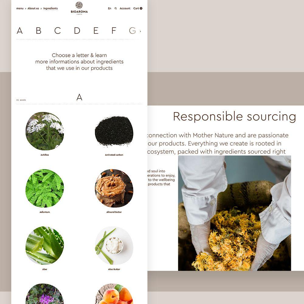 bioaroma crete ingredients