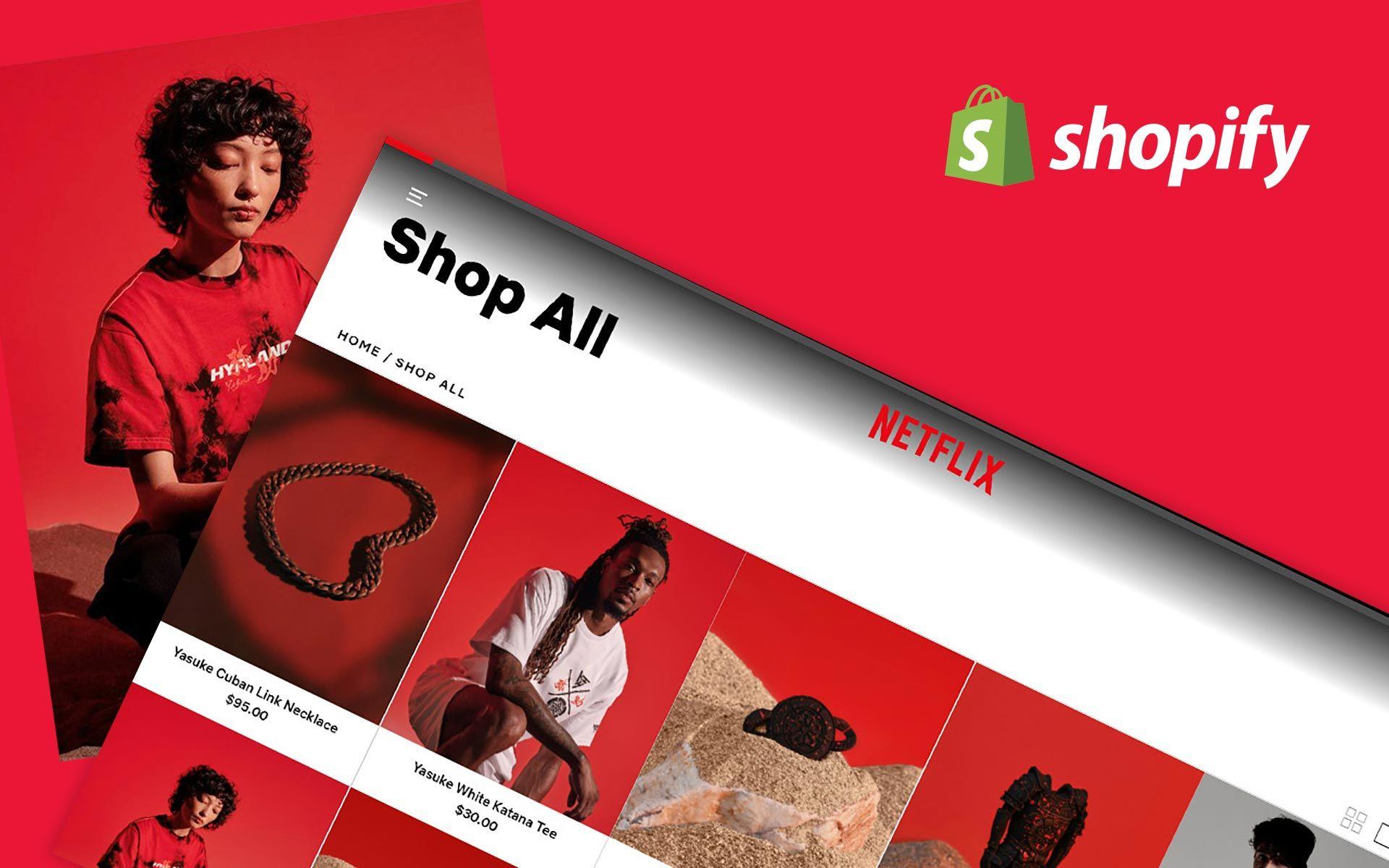 netflix_e-shop_shopify