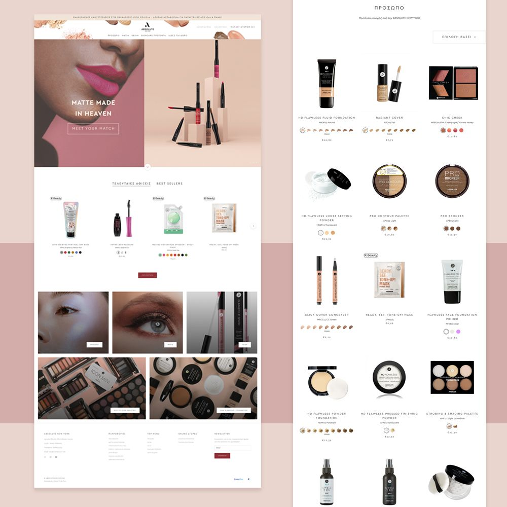 Absolute_e-shop_Home_page_landing_page_Shopify_Think_Plus